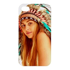 Indian 27 Apple Iphone 4/4s Premium Hardshell Case by indianwarrior