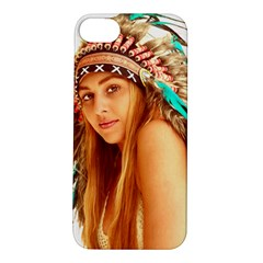 Indian 27 Apple Iphone 5s Hardshell Case by indianwarrior