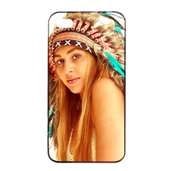 Indian 27 Apple Iphone 4/4s Seamless Case (black) by indianwarrior
