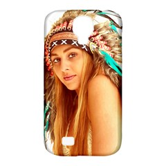 Indian 27 Samsung Galaxy S4 Classic Hardshell Case (pc+silicone) by indianwarrior