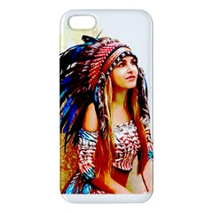 Indian 22 Iphone 5s Premium Hardshell Case by indianwarrior