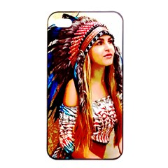 Indian 22 Apple Iphone 4/4s Seamless Case (black) by indianwarrior