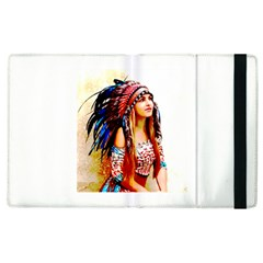 Indian 22 Apple Ipad 2 Flip Case by indianwarrior
