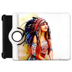 Indian 22 Kindle Fire Hd Flip 360 Case by indianwarrior