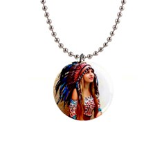 Indian 21 Button Necklaces by indianwarrior