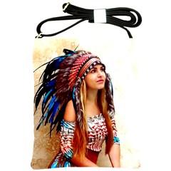 Indian 21 Shoulder Sling Bags by indianwarrior