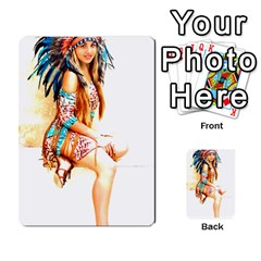 Indian 18 Multi Purpose Cards (rectangle)  by indianwarrior