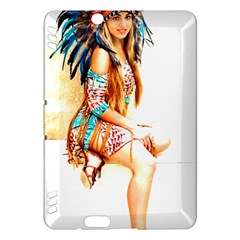 Indian 18 Kindle Fire Hdx Hardshell Case by indianwarrior