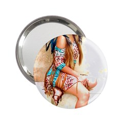 Indian 17 2 25  Handbag Mirrors by indianwarrior