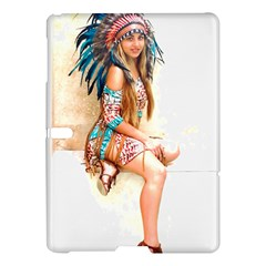 Indian 17 Samsung Galaxy Tab S (10 5 ) Hardshell Case  by indianwarrior