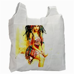 Indian 16 Recycle Bag (one Side) by indianwarrior