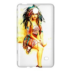 Indian 16 Samsung Galaxy Tab 4 (7 ) Hardshell Case  by indianwarrior