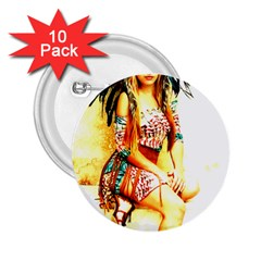 Indian 16 2 25  Buttons (10 Pack)  by indianwarrior