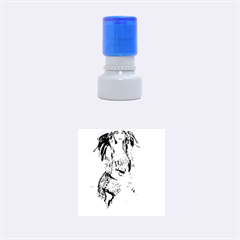 Indian 16 Rubber Round Stamps (small) by indianwarrior