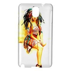 Indian 16 Samsung Galaxy Note 3 N9005 Hardshell Case by indianwarrior