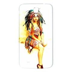 Indian 16 Samsung Galaxy Mega I9200 Hardshell Back Case by indianwarrior