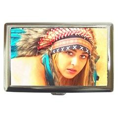 Indian 14 Cigarette Money Cases by indianwarrior