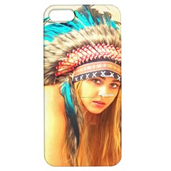 Indian 14 Apple Iphone 5 Hardshell Case With Stand by indianwarrior