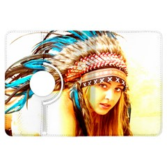Indian 12 Kindle Fire Hdx Flip 360 Case by indianwarrior