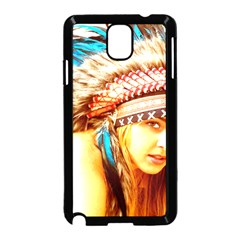Indian 12 Samsung Galaxy Note 3 Neo Hardshell Case (black) by indianwarrior