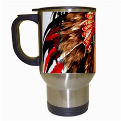 Indian 3 Travel Mugs (white) by indianwarrior