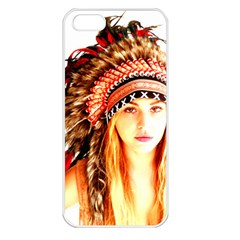 Indian 3 Apple Iphone 5 Seamless Case (white) by indianwarrior