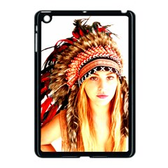 Indian 3 Apple Ipad Mini Case (black) by indianwarrior