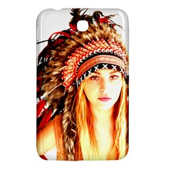 Indian 3 Samsung Galaxy Tab 3 (7 ) P3200 Hardshell Case  by indianwarrior