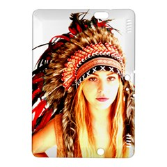 Indian 3 Kindle Fire Hdx 8 9  Hardshell Case by indianwarrior