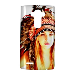 Indian 3 Lg G4 Hardshell Case by indianwarrior