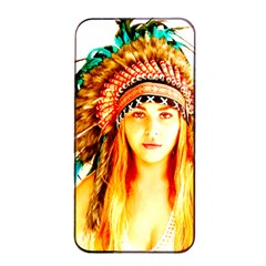 Indian 29 Apple Iphone 4/4s Seamless Case (black) by indianwarrior