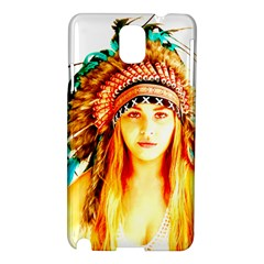 Indian 29 Samsung Galaxy Note 3 N9005 Hardshell Case by indianwarrior