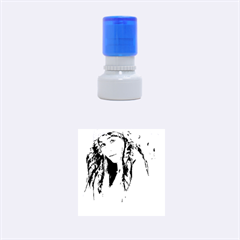 Indian 26 Rubber Round Stamps (small) by indianwarrior