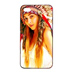 Indian 26 Apple Iphone 4/4s Seamless Case (black) by indianwarrior