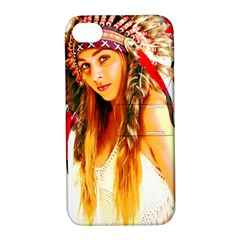 Indian 26 Apple Iphone 4/4s Hardshell Case With Stand by indianwarrior