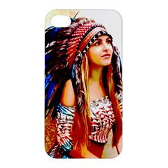 Indian 22 Apple Iphone 4/4s Premium Hardshell Case by indianwarrior