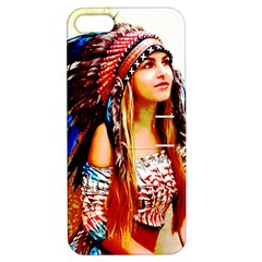 Indian 22 Apple Iphone 5 Hardshell Case With Stand by indianwarrior