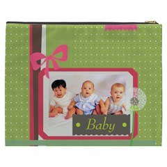 Baby By Baby   Cosmetic Bag (xxxl)   414lhljvuvfo   Www Artscow Com Back