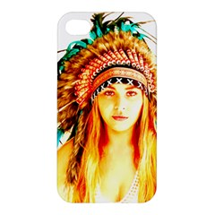 Indian 29 Apple Iphone 4/4s Premium Hardshell Case by indianwarrior