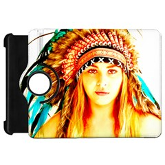 Indian 29 Kindle Fire Hd Flip 360 Case by indianwarrior