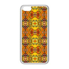 Roof555 Apple Iphone 5c Seamless Case (white) by MRTACPANS