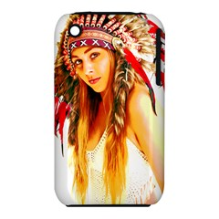 Indian 26 Apple Iphone 3g/3gs Hardshell Case (pc+silicone) by indianwarrior