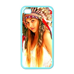 Indian 25 Apple Iphone 4 Case (color) by indianwarrior
