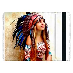 Indian 21 Samsung Galaxy Tab Pro 12.2  Flip Case by indianwarrior