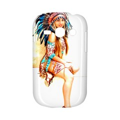 Indian 18 Samsung Galaxy S6810 Hardshell Case by indianwarrior