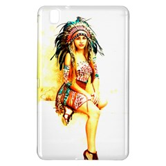 Indian 16 Samsung Galaxy Tab Pro 8 4 Hardshell Case by indianwarrior