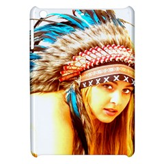 Indian 12 Apple iPad Mini Hardshell Case by indianwarrior
