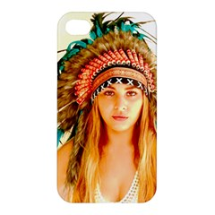 Indian 28 Apple Iphone 4/4s Premium Hardshell Case by indianwarrior