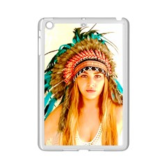 Indian 28 Ipad Mini 2 Enamel Coated Cases by indianwarrior