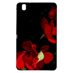 Roses 1 Samsung Galaxy Tab Pro 8 4 Hardshell Case by timelessartoncanvas